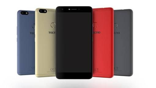 Full Specifications of the Tecno Spark Android smartphone